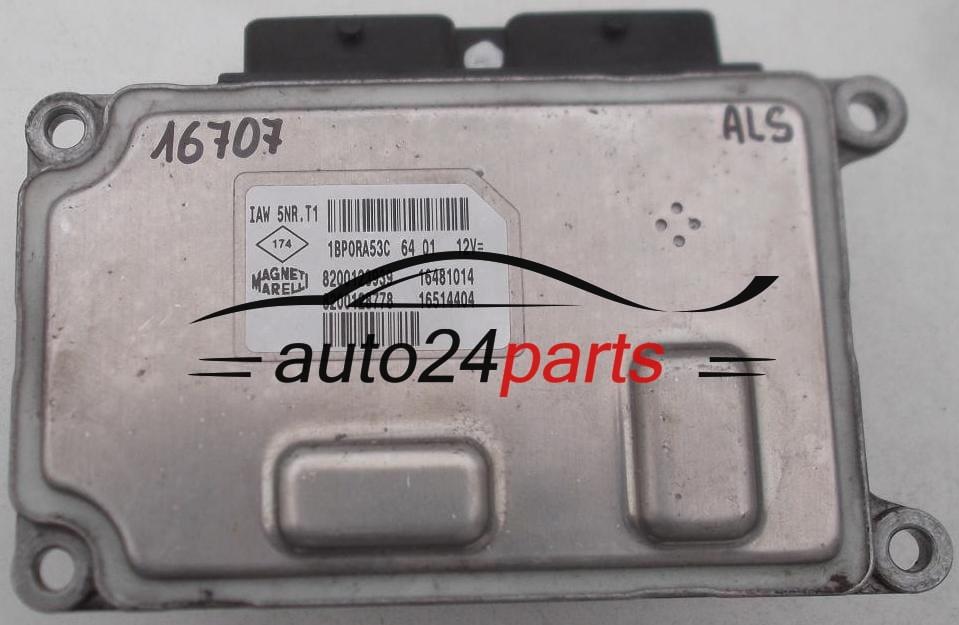 Ecu engine controller fiat panda magneti marelli iaw 4afsm, iaw4afsm, 55196259, 6160112301, 6160112301