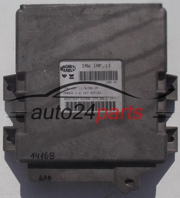 Ecu engine controller renault twingo 12 magneti marelli iaw 6r20, iaw6r20, 7700860324, 7700871781, 16085114
