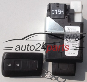 STATION ET CLES TOYOTA PRIUS 626399-000, 626399000