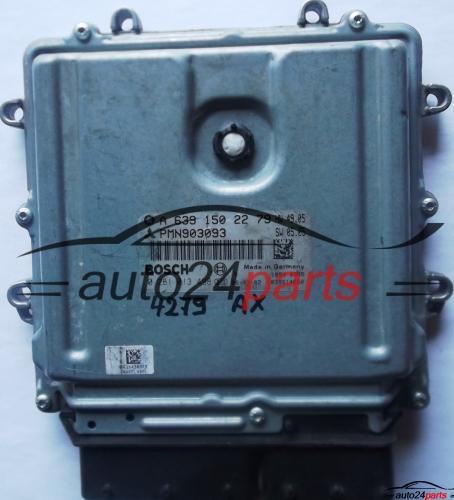 Ecu Centralita De Motor Smart Mitsubishi Colt 1 5 Cdi Bosch 0281013498  0 281 013 498