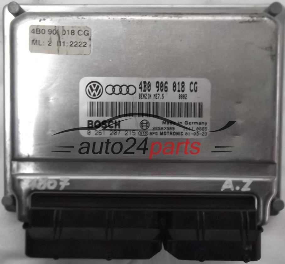 ECU ENGINE CONTROLLER AUDI A4 A6 VW VOLKSWAGEN PASSAT 1.8T