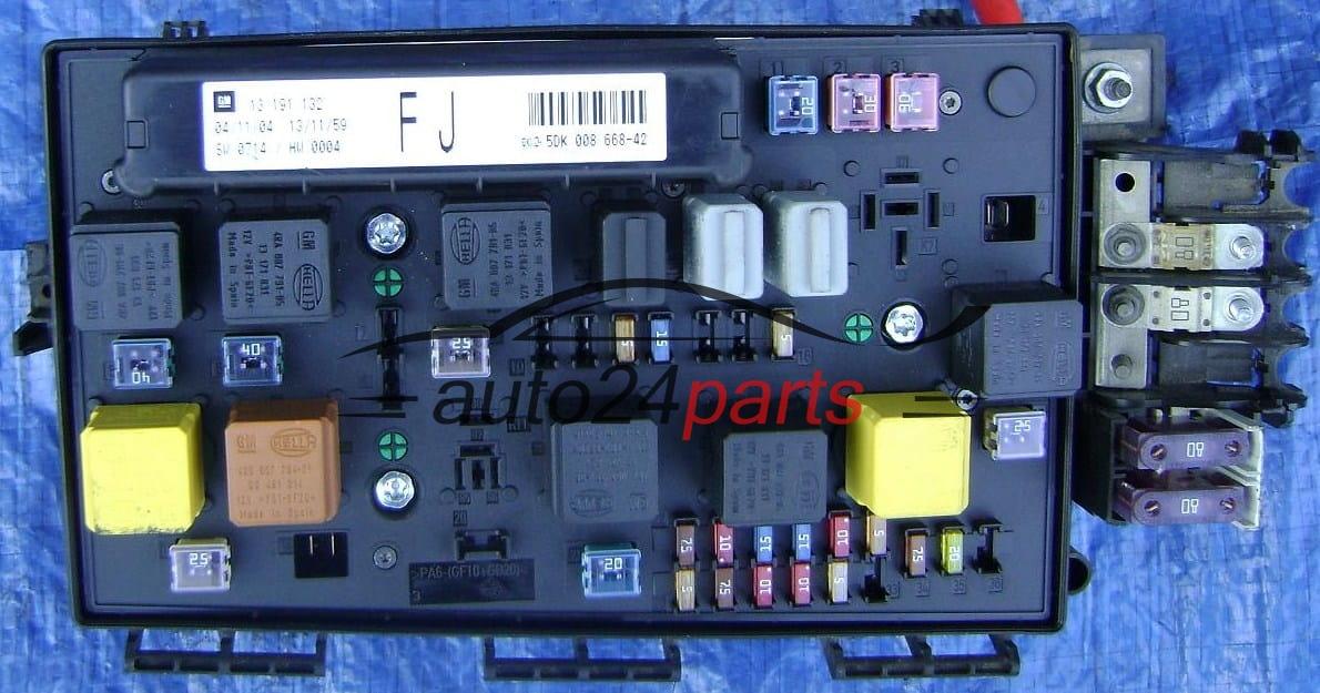 fuse box on 2005 saturn relay caja electrica de fusibles y reles opel astra zafira b  caja electrica de fusibles y reles opel astra zafira b
