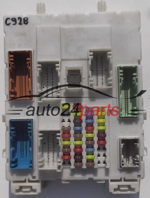 fuse box modul ford focus mk3 bv6n 14a073 fb bv6n14a073fb. Black Bedroom Furniture Sets. Home Design Ideas