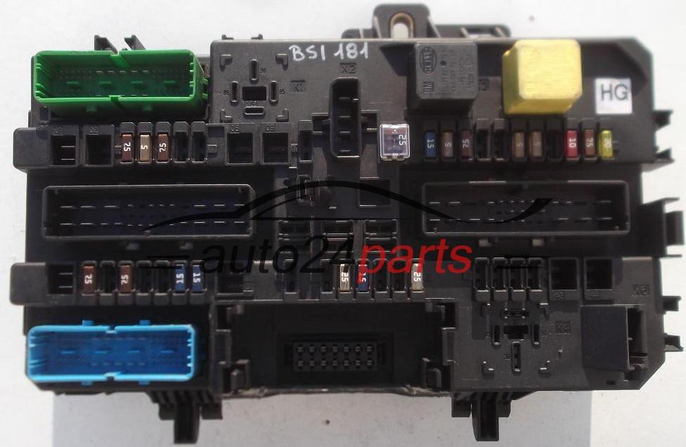 Opel Astra H Fuse Box Pdf : Fuse relay box electrical comfort control module body opel