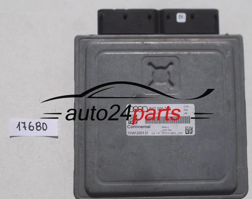 ECU ENGINE CONTROLLER AUDI A4, A5 1 8 TURBO CONTINENTAL 5WA12003 01,  5WA1200301, 8K0 906 264, 8K0906264