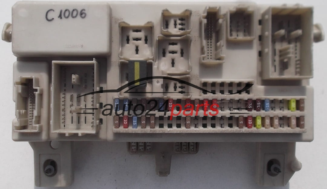Fuse Box Volvo S40 2004 : Fuse box modul volvo s  auto parts
