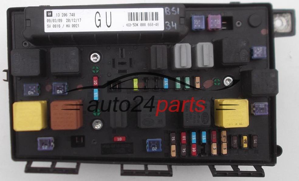 astra h engine fuse box  | 750 x 478