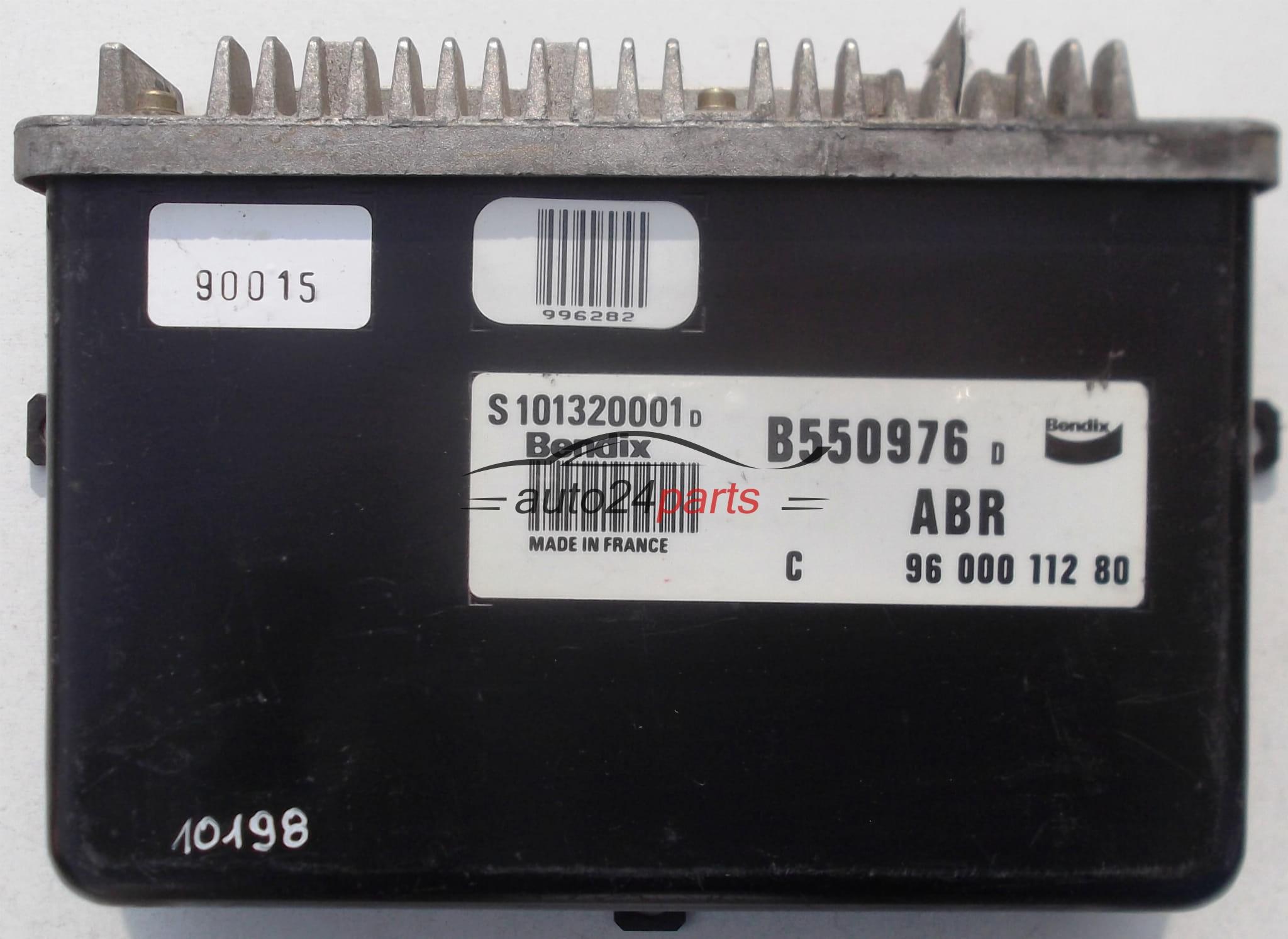 les pi 232 ces automobiles calculateur abs esp citroen xm 2 0 s101320001d s101320001 d b550976