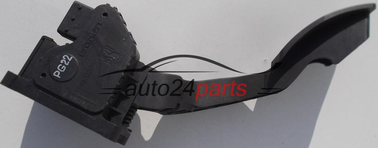Accelerator Pedal Electric Throttle Opel Fiat 55702020