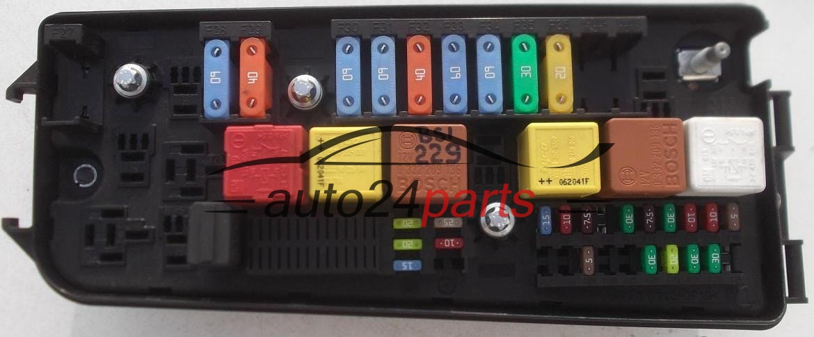 Astra Van Fuse Box Layout : Vauxhall astra g fuse box diagram auto