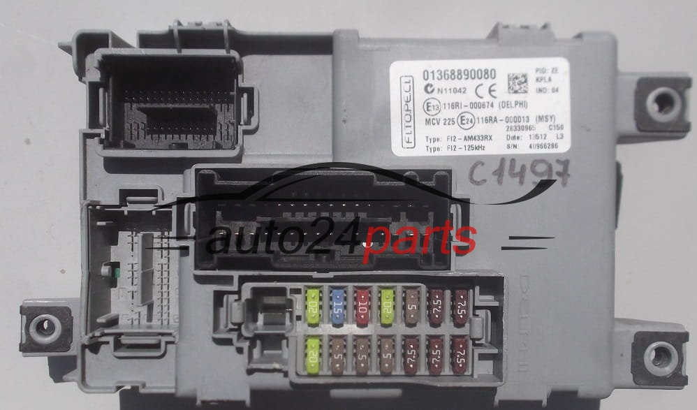 0_0_productGfx_679b14ffd374e6192df10bb4709f4ed0 fuse box modul citroen fiat delphi 28330965, 01368890080 auto24parts delphi fuse box at bayanpartner.co