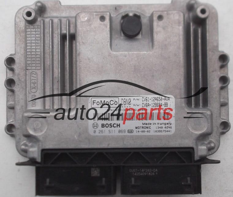 Ford Focus Mk3 Reset Ecu