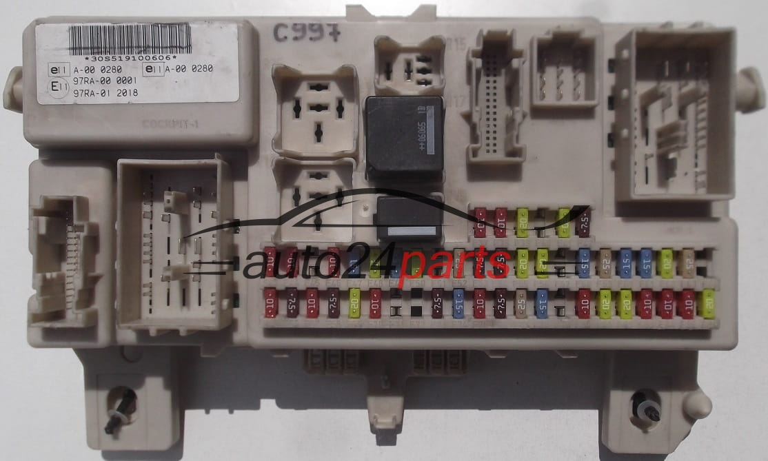 2005 Ford Focus Zx4 Fuse Box Location : Ford focus zx fuse diagram se