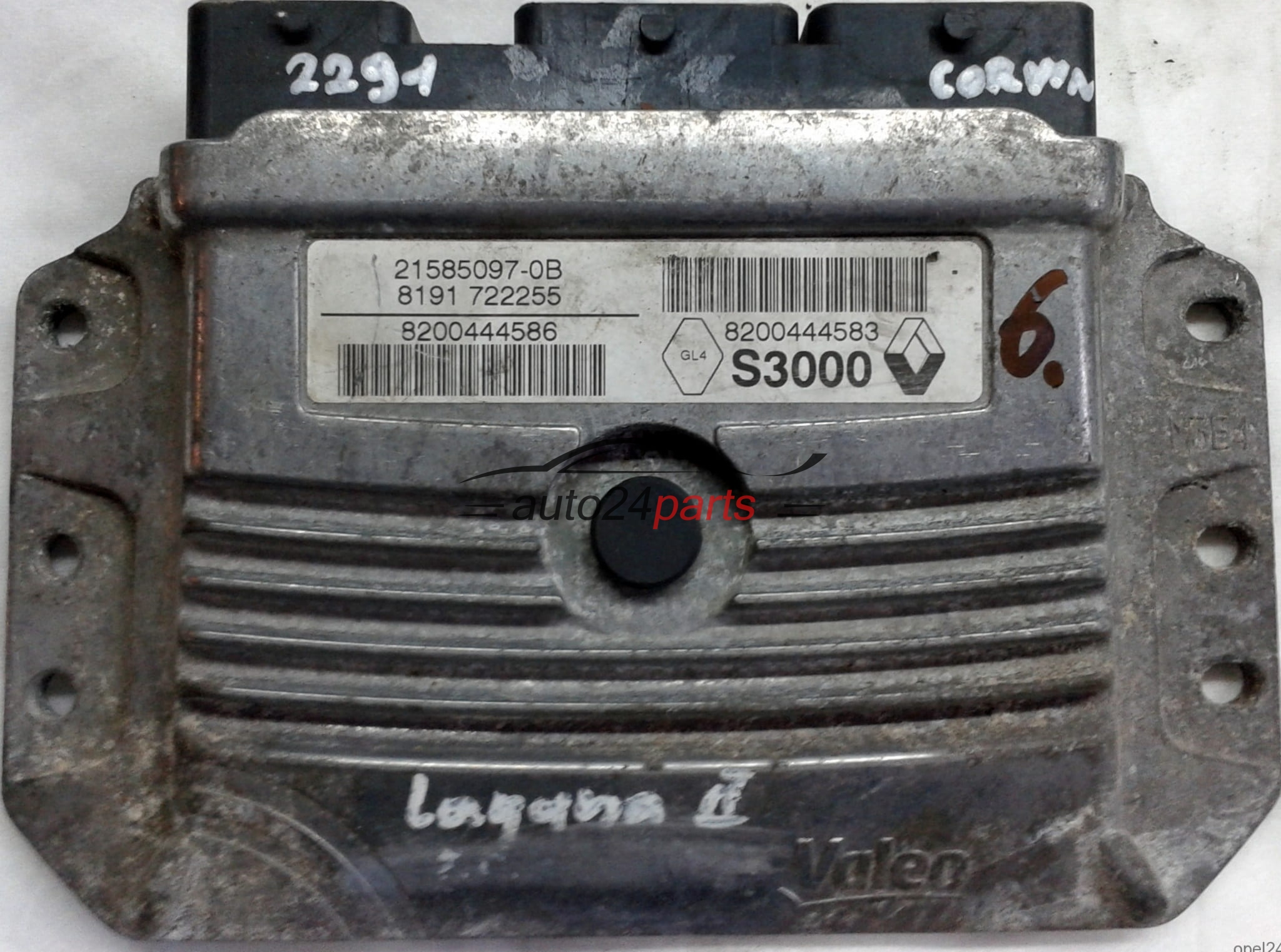 Hyundai Getz 2004 Ecu Connector Of A Model Showing Pictures