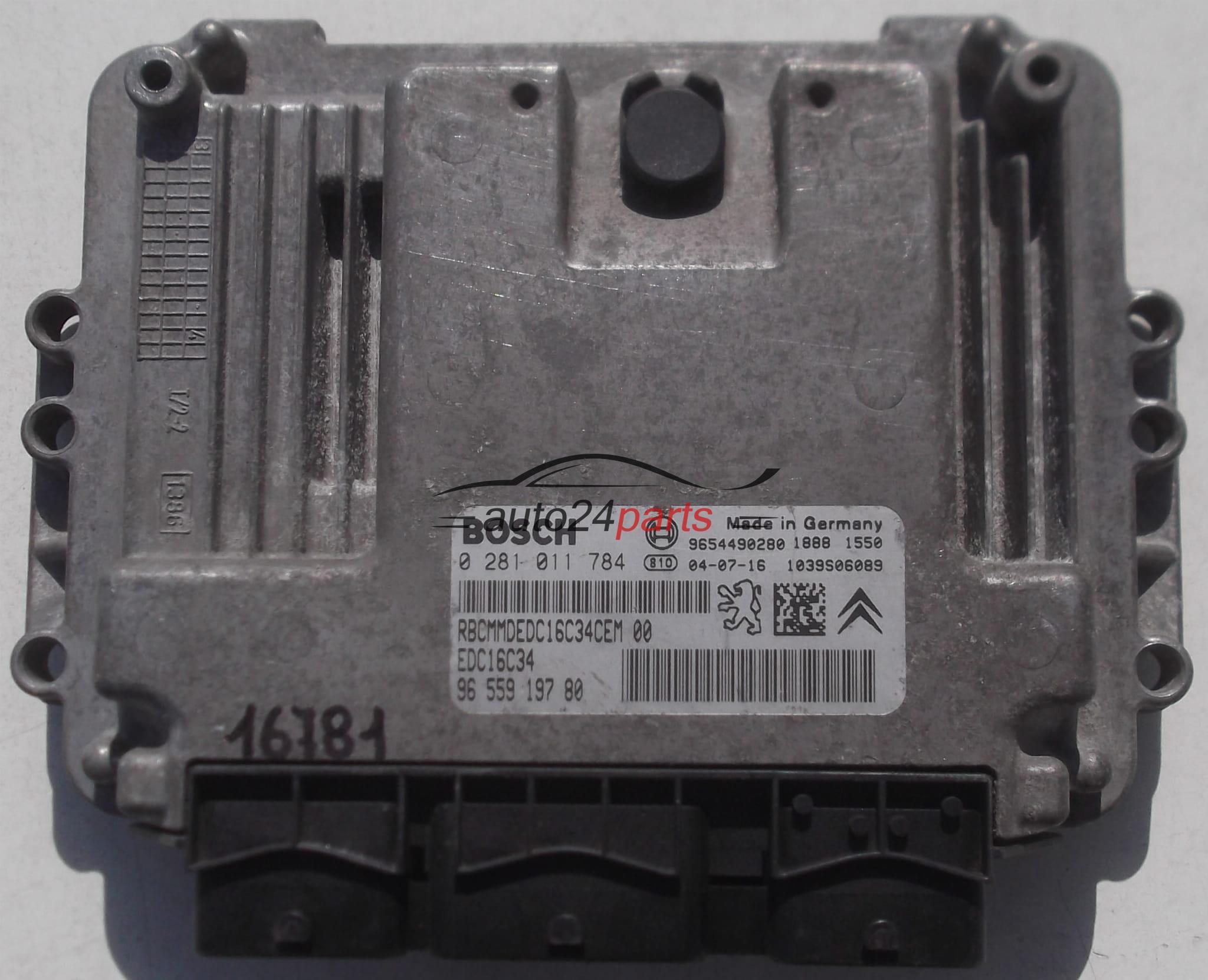 Peugeot 206 Radio Lockedpeugeot Code Decode Unlock Codelocked Fuse Box Ebay Ecu Engine Controller 1 4 Bosch 0 281 011 784