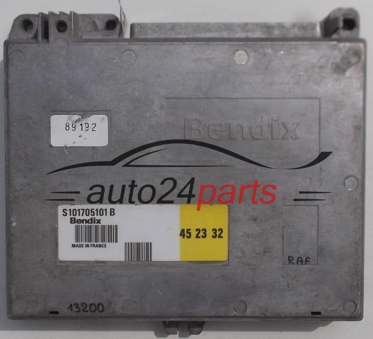 ECU ENGINE CONTROLLER VOLVO 480 BENDIX S101705101 B, S1017051101B, 45 23  32, 452332