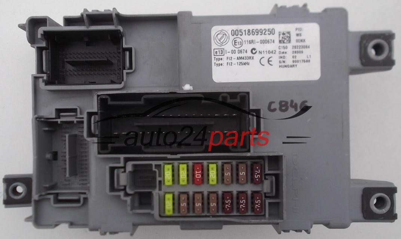 Fuse Box Fiat Punto Evo : Tanie części samochodowe używane centralka modul bsi