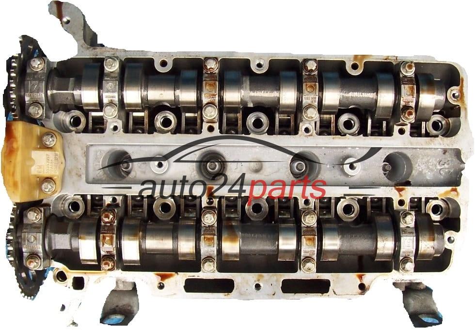 Auto-Teile - ZYLINDERKOPF MOTOR 1.2 16V Z12XEP ECOTEC OPEL AGILA ...