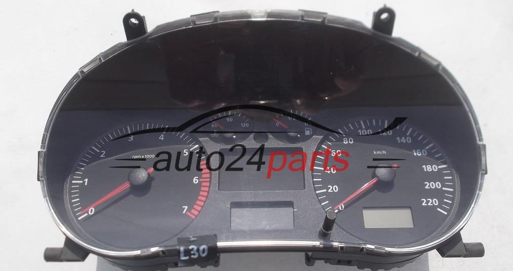 Speedometer Instrument Cluster Seat Ibiza Cordoba Vdo 110