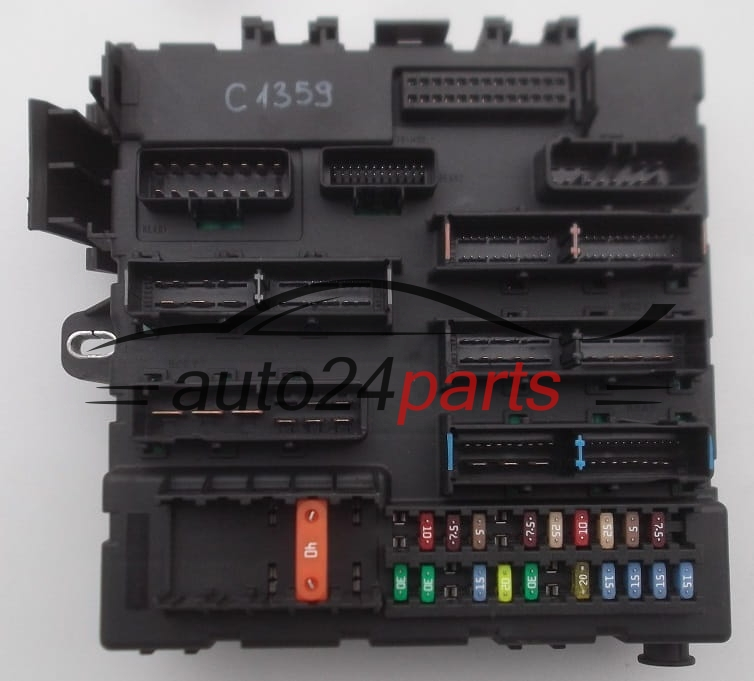 fuse box on vauxhall vectra fuse box in vauxhall vectra fuse relay box electrical comfort control module body opel ... #1