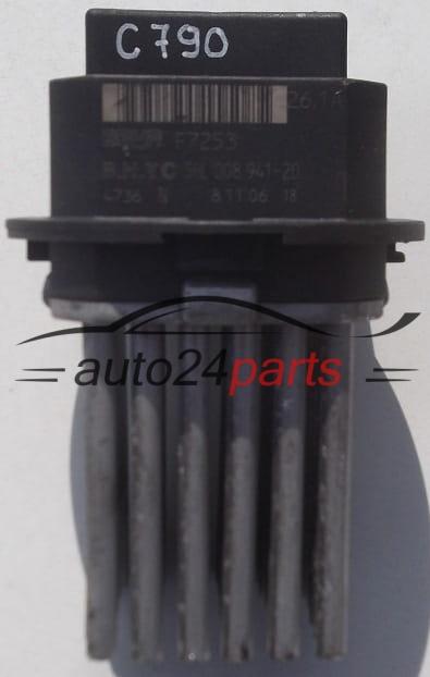 COMFORT CONTROL MODULE VOLVO S80 V70 XC70 BEHR 7253 5HL 008 941-20,  5HL00894120