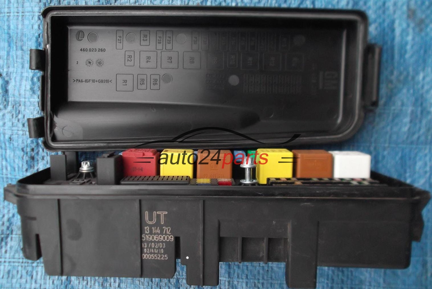 Opel Signum Fuse Box Wiring Diagrams Vauxhall Astra 2006 Relay Electrical Comfort Control Module Body