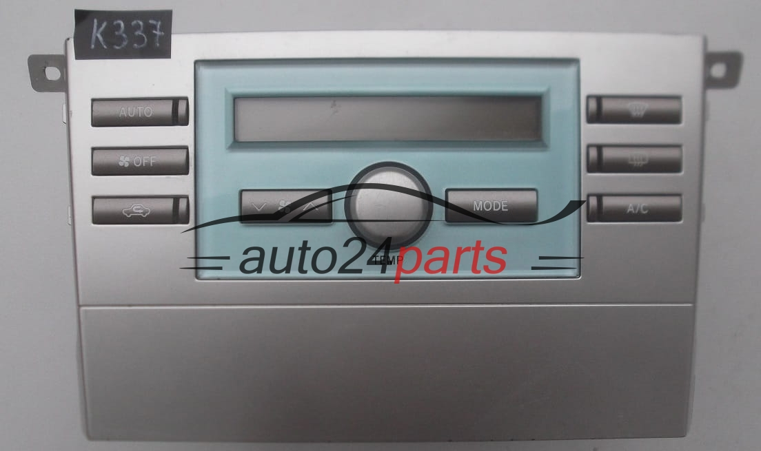 HEATING AND AIR CONDITIONING CONTROL PANEL SWITCH CLIMATRONIC TOYOTA  COROLLA 55900-0F020, 559000F020, MB146570-2264, MB1465702264