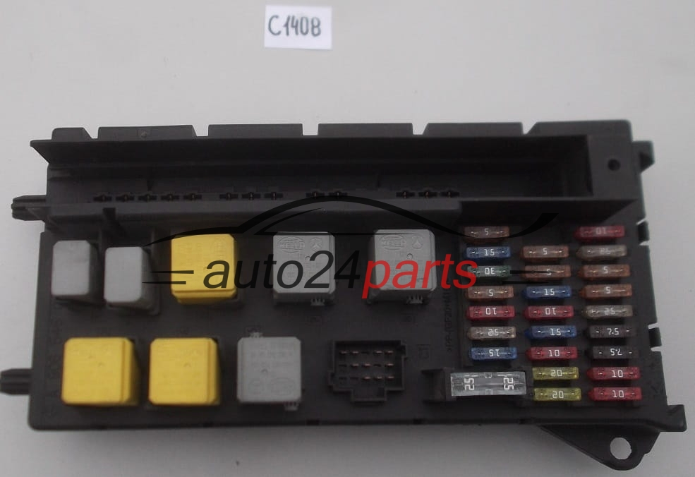 Fuse Relay Box Electrical Comfort Control Module Body