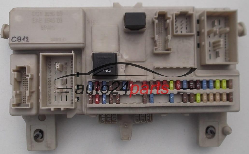 fuse box modul cem volvo s40 v50 c30 c70 30728906 1 1 1 1 auto24parts