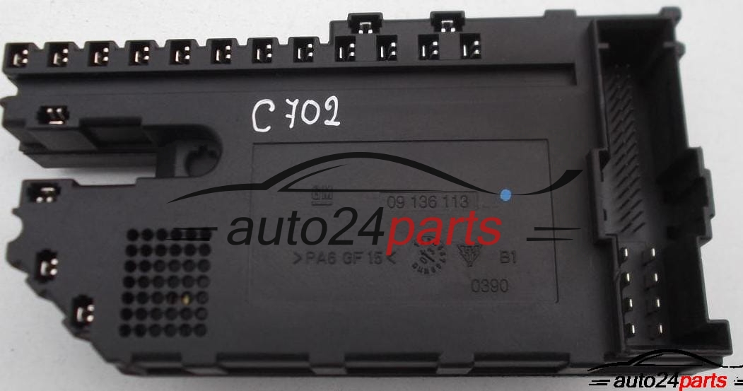 comfort control module opel astra zafira vectra     autoparts