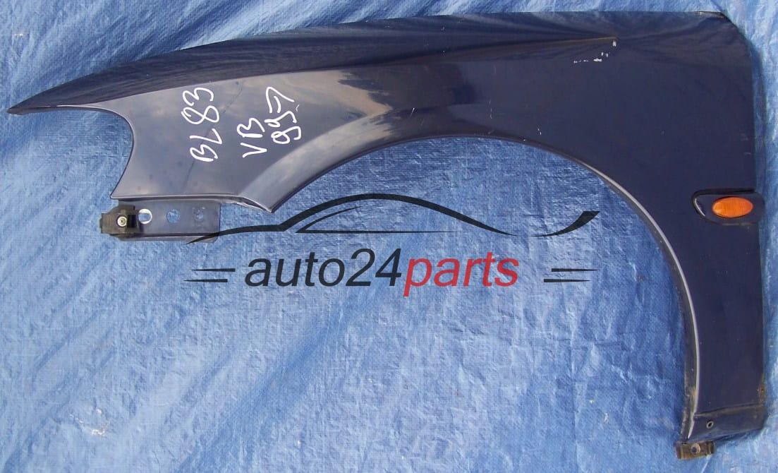 Aleta Delantera Izquierda Derecha Opel Vectra B 1999