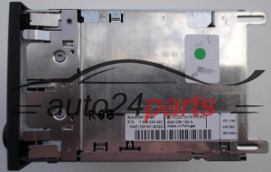 RADIO CD MP3 RCD200 VOLKSWAGEN POLO 6Q0 035 152 A / 6Q0035152A / 815 7 644 236 360 / 8157644236360 / 7644236360 - R68