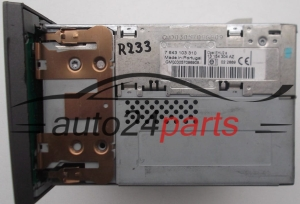 RADIO CD MP3  OPEL ASTRA  7 643 103 310 / 7643103310 / 13 154 304 AZ / 13154304AZ -