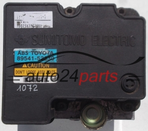 ABS TOYOTA YARIS VERSO 89541-52230, 8954152230 - 1072