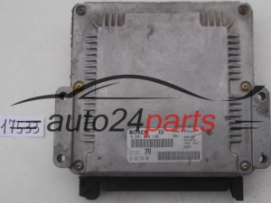 Calculateur BOSCH EDC15C2 67 0281011084 9647693180 CITROEN XSARA 2.0 HDI