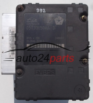 ABS CHRYSLER PT CRUISER P05273138AA / 25020408124 / 05033150AAD / 25094602423