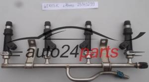 VAUXHALL ASTRA ZAFIRA VECTRA MERIVA Z16XEP 1.6 Fuel Injector 24435068 25343299