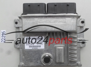 CENTRALINA DO MOTORE PEUGEOT 2.0 HDI 9809447980, 28494513, DCM6.2A