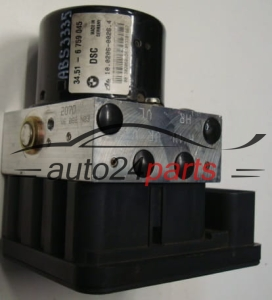 ABS PUMP BMW 34.51-6759045, 34516759045, 10.0206-0026.4, 10020600264, 6759047