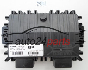 Ecu suspension control CITROEN C4 WABCO 446 158 005 0, 4461580050, 96 658 113 80, 9665811380