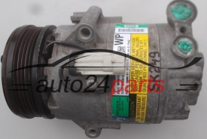 COMPRESSOR AIR CONDITIONING CON AIR CONDITIONING PUMP OPEL 2.0 Z20LER, Z20LEH, Z20LEL ASTRA H ZAFIRA B 13139055 WP, GM 6854060 DELPHI 9055