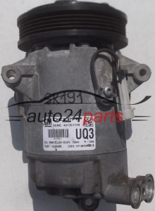 COMPRESSOR AIR CONDITIONING CON AIR CONDITIONING PUMP OPEL 2.2 Z22YH GM 13286090 UQ3, DELPHI 401351739