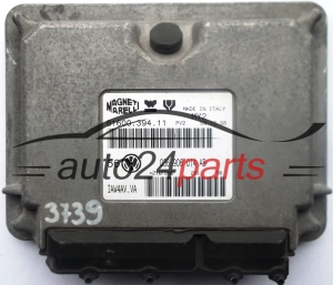 CALCULATEUR MOTEUR VW VOLKSWAGEN GOLF BORA 1.4 036906014AB, 036 906 014 AB, IAW4AV.VA, IAW4AVVA, 6160039411, 61600.394.11