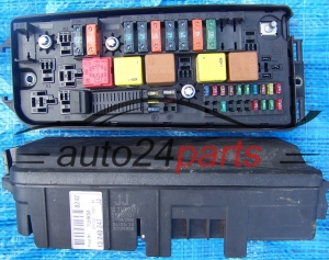 fuse relay box electrical comfort control module body. Black Bedroom Furniture Sets. Home Design Ideas