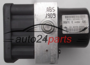 ABS POMPA I STEROWNIK FORD FOCUS C-MAX FoMoCo 8M51-2C405-AA, 8M512C405AA, ATE 10.0206-0322.4, 10020603224, 10.0960-0127.3, 10096001273, 28.5600-0403.3, 28560004033 -  1909