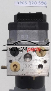 ABS PUMP OPEL MERIVA BOSCH 0 265 220 596, 0265220596, 0 273 004 531, 0273004531 NEW