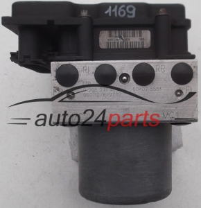 ABS IVECO DAILY BOSCH 0 265 231 450, 0265231450, 50407 5551, 0 265 800 375, 0265800375 -