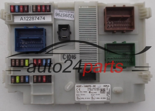Ford Galaxy Fuse Box For Sale : Fuse box modul ford galaxy tdci ag t a dc