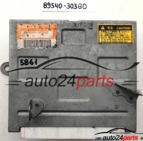 les pi ces automobiles calculateur abs lexus gs 300 toyota 89540 30380 8954030380. Black Bedroom Furniture Sets. Home Design Ideas