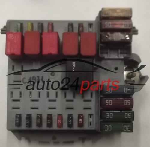 COMFORT CONTROL MODULE FIAT DUCATO 1332044080